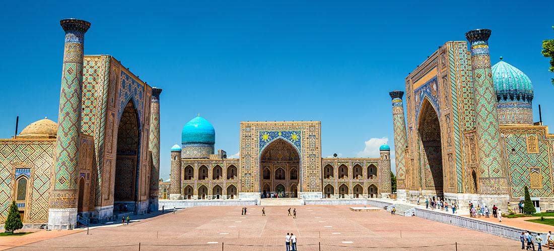 Stimme Leserreisen - Usbekistan