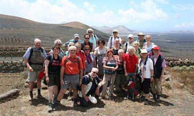 Stimme Leserreisen: Wandernd zwischen Vulkanen und Weinfeldern