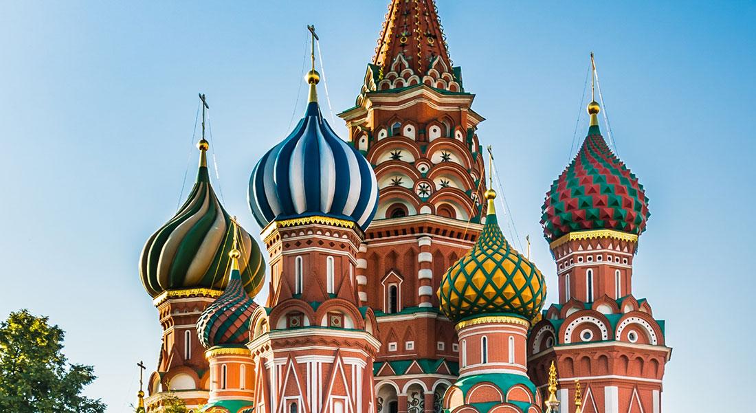 Stimme Leserreisen - Metropolen Russland
