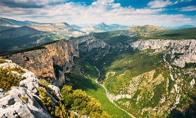 Stimme Leserreisen - Zug um Zug – mit den Alpenzügen nach Südfrankreich