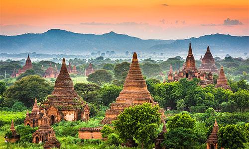 Stimme Leserreisen - Myanmar – das goldene Land