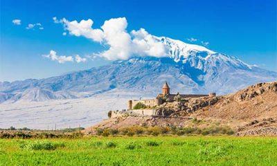 Stimme Leserreisen - Armenien – Flugreise