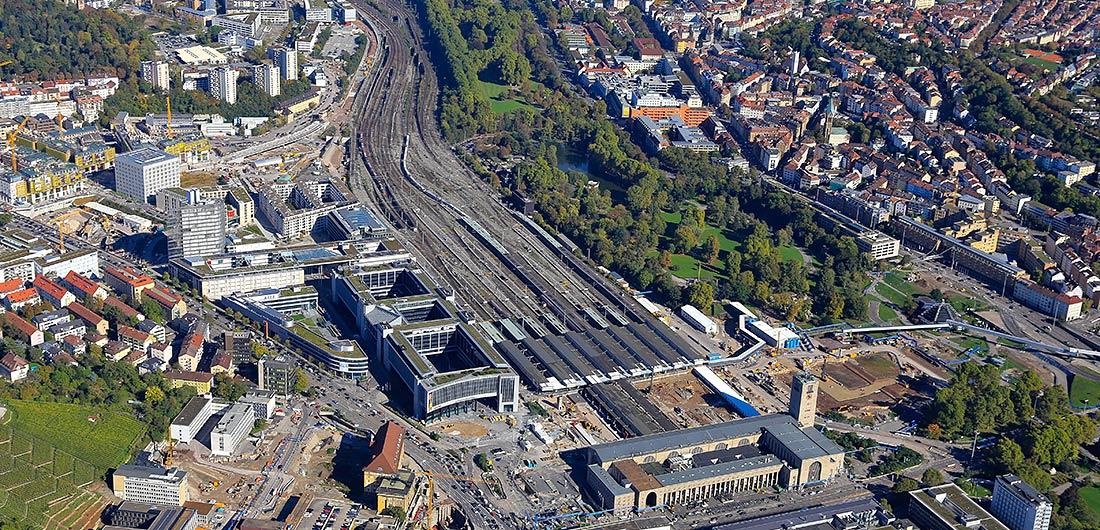 Stuttgart Bahnhof