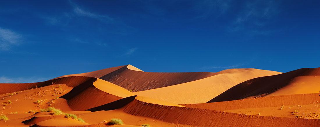 Stimme Leserreisen - Namibia
