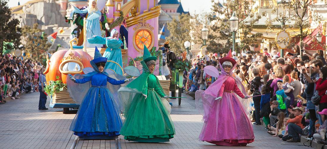 Stimme Leserreisen - Disneyland