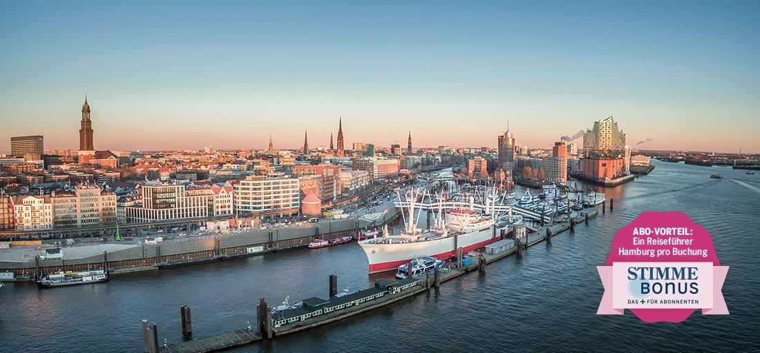 Stimme Leserreisen - Hamburg