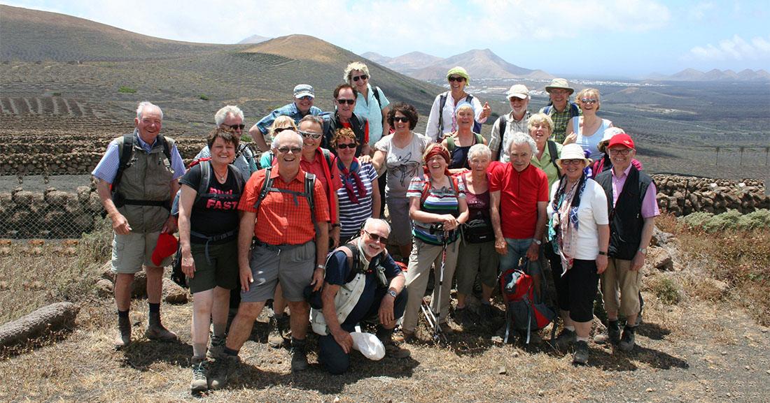 Reisebericht: Wandernd zwischen Vulkanen und Weinfeldern