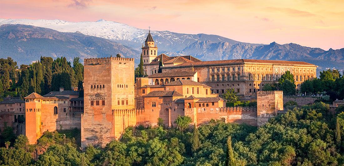 Stimme Leserreisen - Andalusien