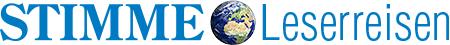 Stimme-Leserreisen Logo